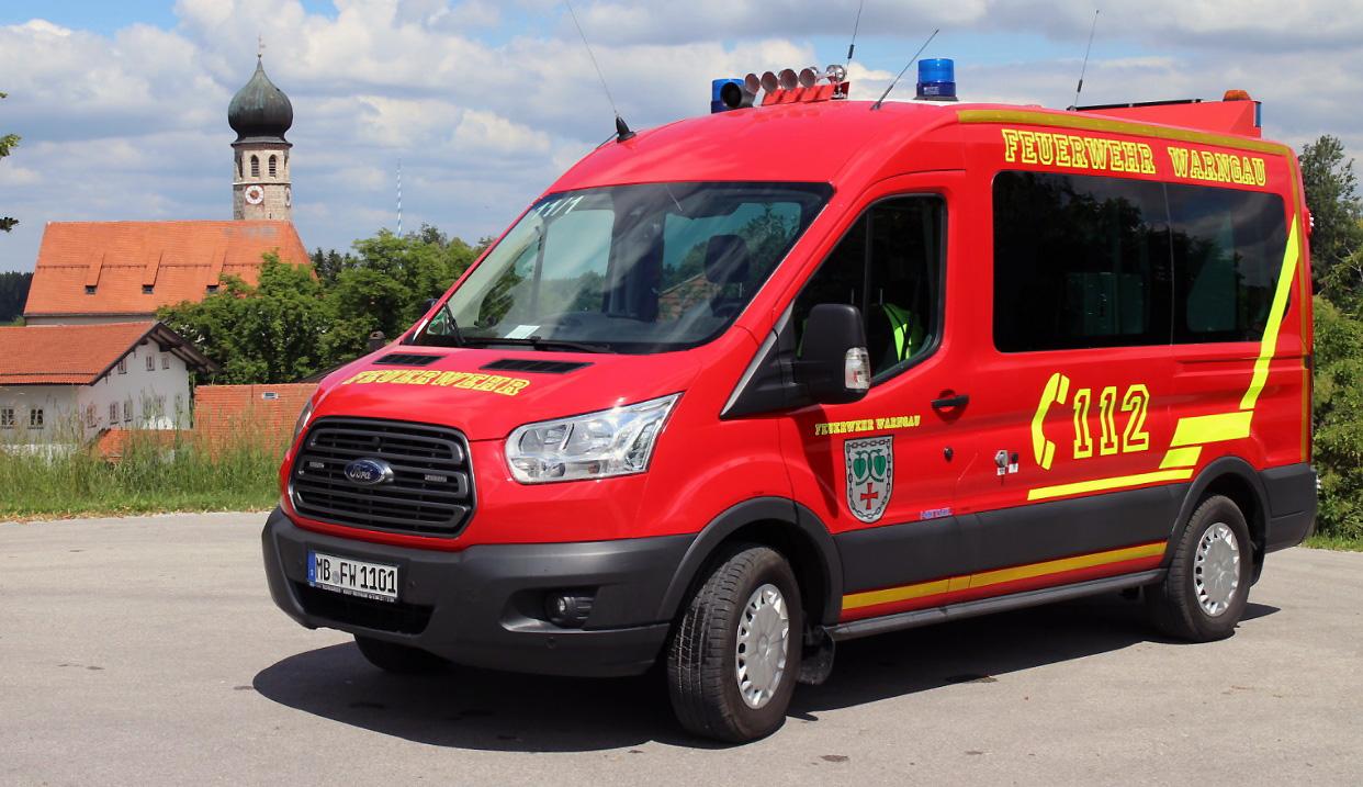 Feuerwehr Warngau
